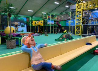 MK Themed Attractions themed childrens play area