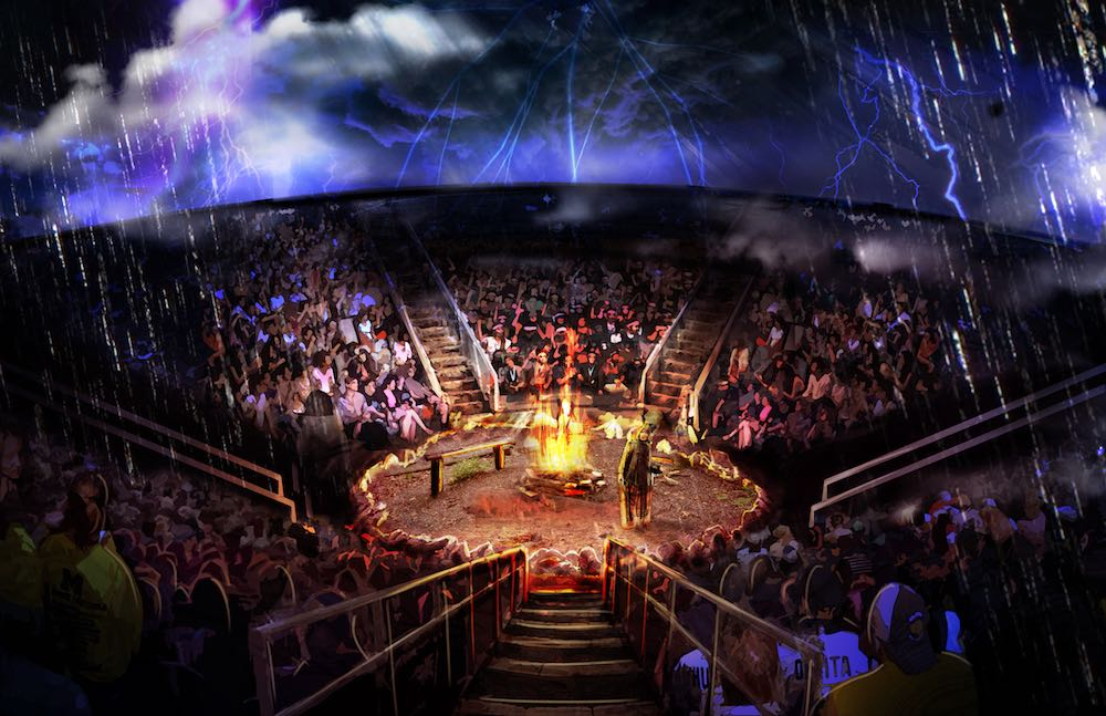 Constellation Theatre Rhetro & Co