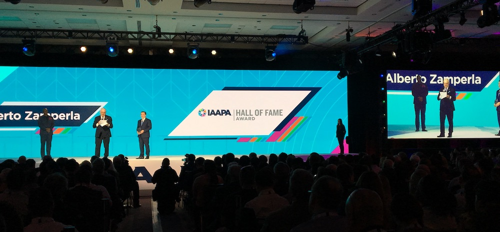 IAAPA Expo 2019 Hall of Fame Zamperla