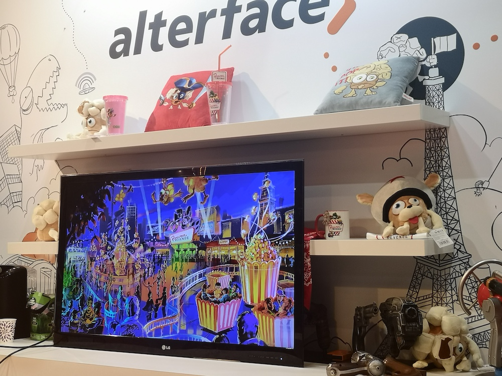 Alterface IAAPA Expo 2019