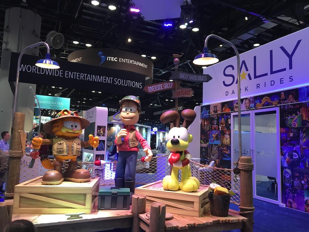 Sally IAAPA Expo 2019