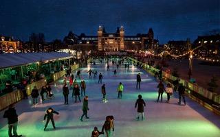 Swedice ICE Amsterdam