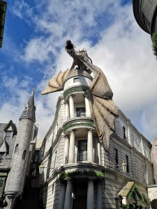 Diagon Alley best new Universal Studios theme park attractions