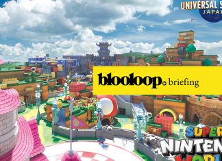 blooloop briefing attractions news super nintendo world
