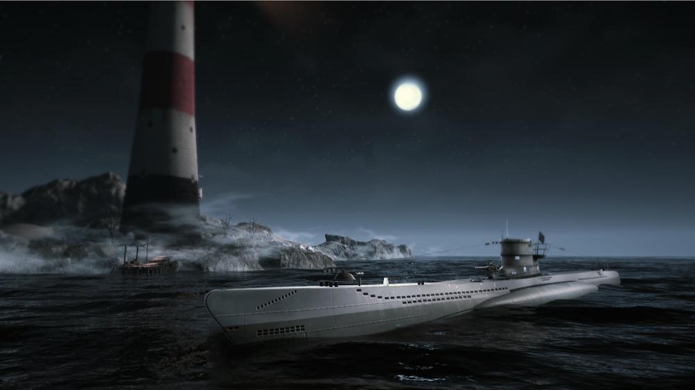 Das Boot HOLOGATE