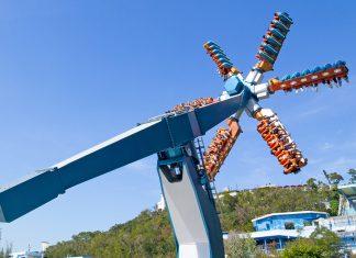 ocean park wild twister