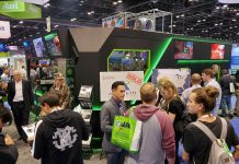 Virtuix announces record-breaking visit to IAAPA Expo, thanks to Omni Arena