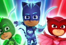 eOne and Merlin partner to take PJ Masks to SEA LIFE Aquariums