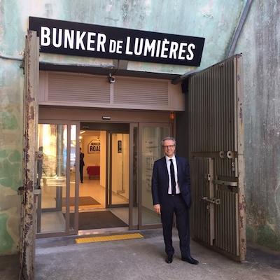 Culturespaces founder Culturespaces founder at Bruno Monnier
