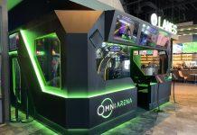 Omni Arena Virtuix