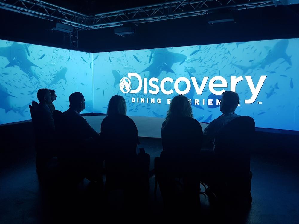 Discovery Destinations Holovis Partnership