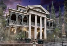 Haunted Mansion closing for renovation in 2020 at Disneyland