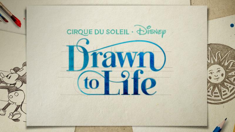drawn to life cirque du soleil disney springs