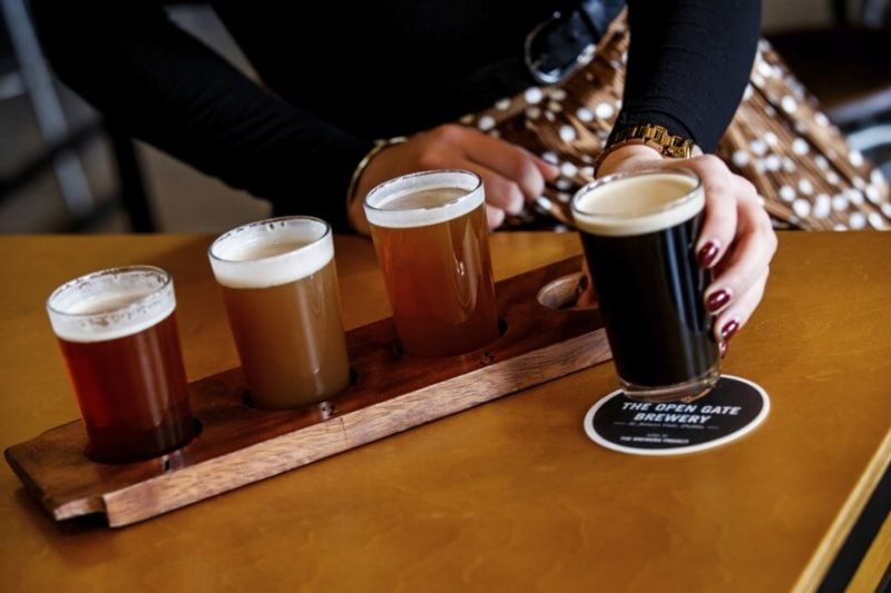 guinness storehouse food and drink attractions