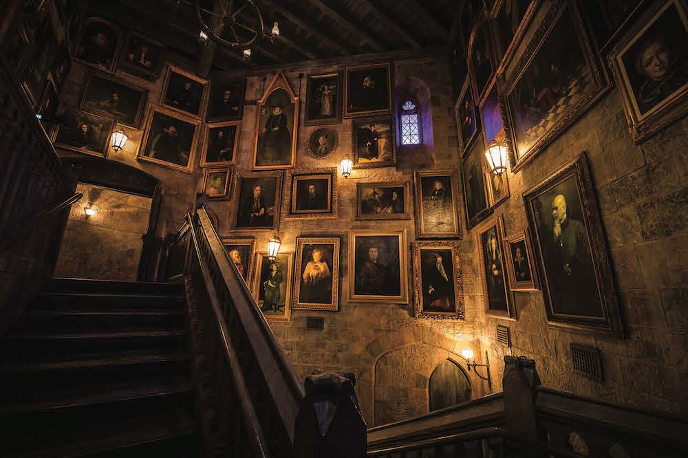 Harry Potter and the forbidden journey influential dark rides
