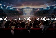 CJ 4DPLEX and Cineplex opening 4DX and ScreenX across Canada