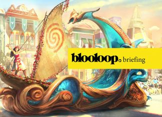 blooloop briefing attractions disney magic parade