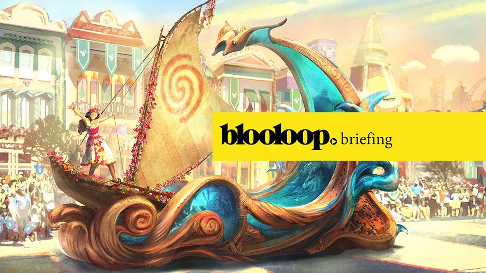 blooloop briefing attractions disney magic parade