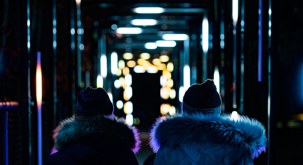 Moment Factory Terra Lumina