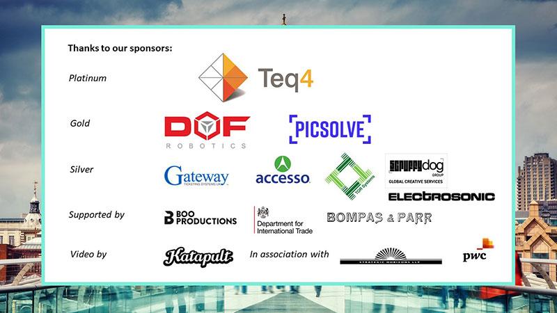 blooloopLIVE 2019 sponsors