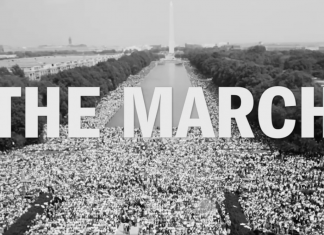 time the march