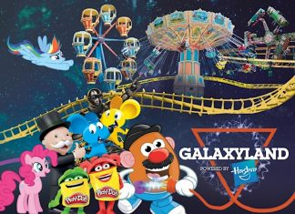 galaxyland powered by hasbro