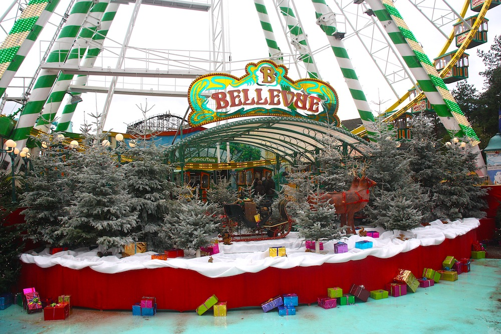 Ferris wheel fun during Europa-Park's Magic Winter season