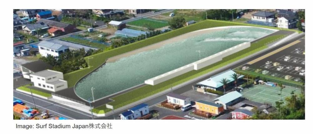 Surf Stadium Japan