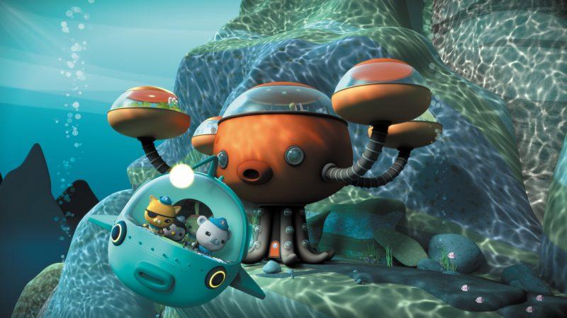 octonauts merlin silvergate