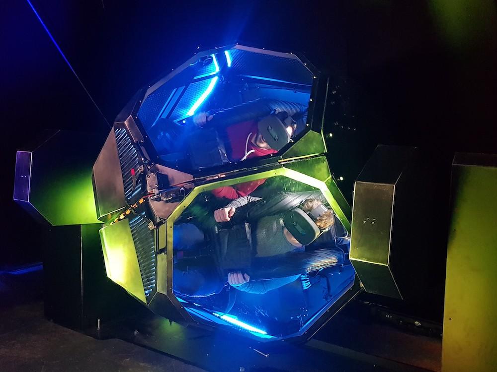 Holovis Gyro VR