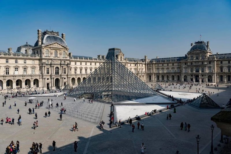 louvre most visited museums