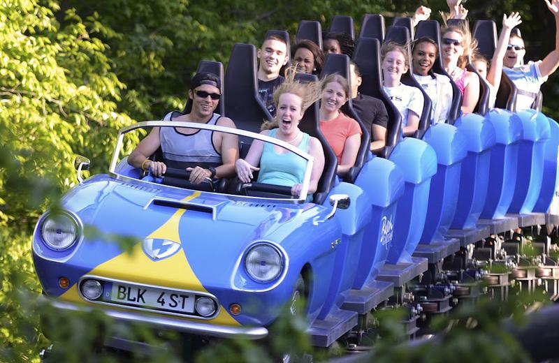 verbolten busch gardens themed roller coasters