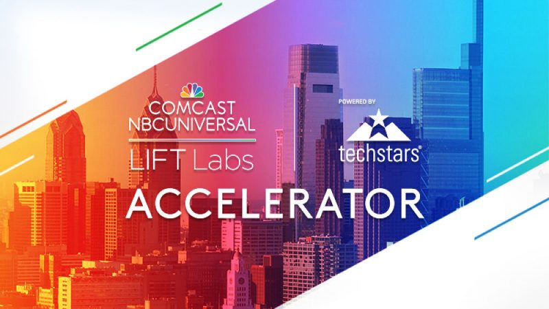 comcast nbcuniversal lift labs accelerator