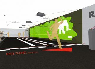 project:syntropy race tunnel