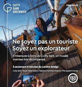 Cutty Sark marketing