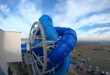 wiegand.waterrides receives award for SlideWheel at Aquapark in Reda, Poland
