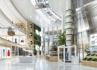 westfield self-sustaining store