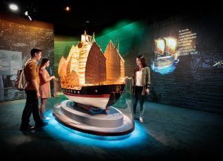 maritime experiential museum resorts world sentosa