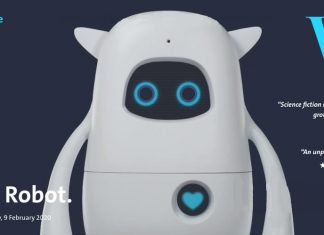 musio robot v and a dundee