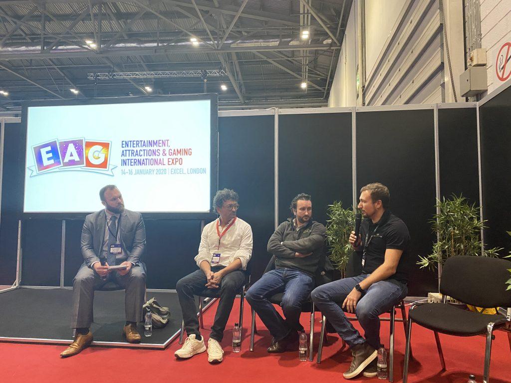 EAG Expo esports seminar panel