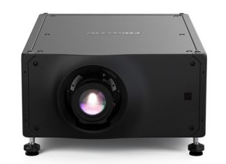 Christie Crimson laser projector