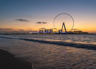 ain dubai observation wheel