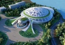 Vinpearl Land Phu Quoc's Sea Shell, designed by Legacy Entertainment