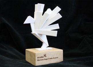 mariano gago ecsite awards trophy