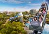 futuroscope objectif mars roller coaster