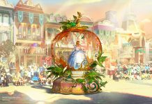 Disneyland unveils more parade floats for Magic Happens