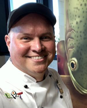 Daniel Contreras, Disney Sous Chef