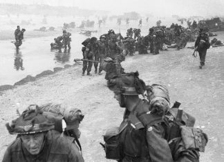 d-day normandy landings
