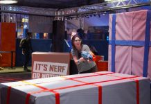 Connect&GO provides smart wearables for NERF Challenge World Tour