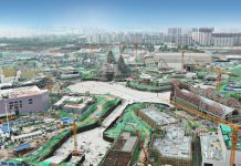 Universal Beijing Resort shares construction update